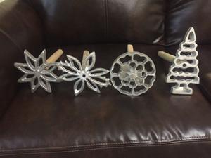 Moldes de viento para buñuelos