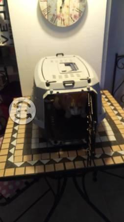 Transportador de mascotas
