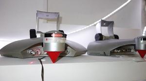 rayo laser rojos marca american dj,