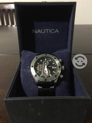 Reloj nautica original extensible negro