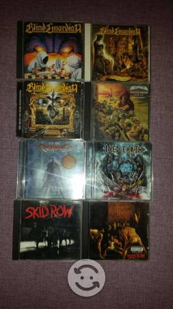 Blind Guardian, Helloween,Iced Earth,CryonicTemple