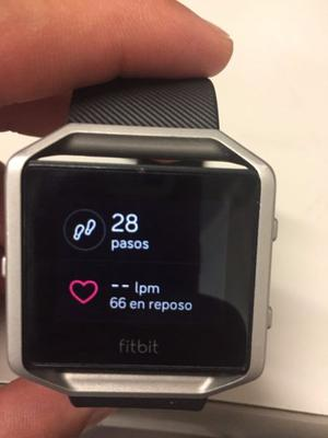 Fitbit smart watch reloj inteligente