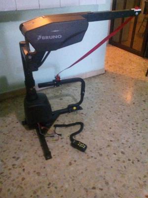 Grua para Silla de Ruedas Electrica con Control