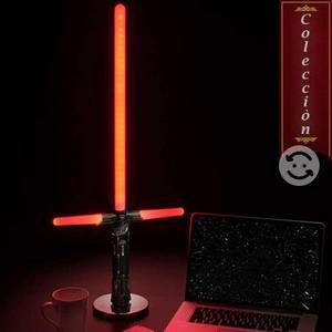 Lampara Lightsaber Sable De Luz Kylo Ren Star Wars