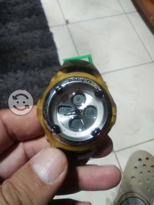 Reloj Casio Baby-G Original usado