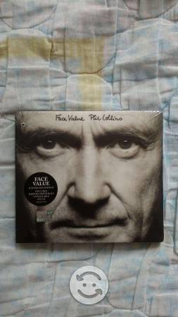 Phil Collins:Face Blue: Delux Edition
