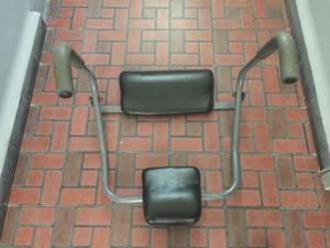 Bicicleta fija y equipo para abdominales usados posot class for Aparatos de gimnasio usados