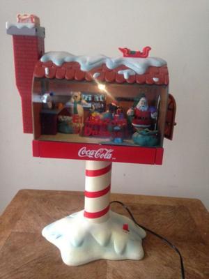 Buzón Navideño De Los Deseos Coca Cola