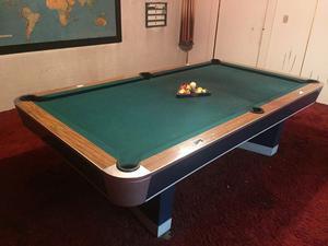 Mesa Profesional de Pool y Billar