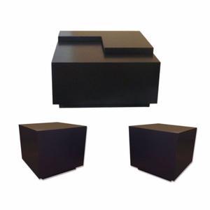 Mesas de centro York muebles minimalistas en venta mobydec