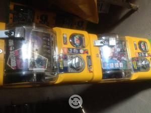 Máquina expendedora de juguetes