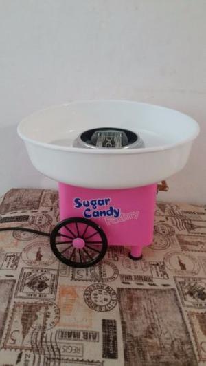 Vendo maquina para elaborar algodones de azúcar