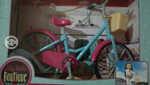 Bici para muñecas