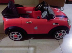 Carrito electrico Mini Cooper