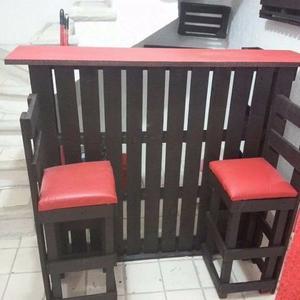 Muebles y decoracion con tarimas posot class for Tarimas de madera para muebles