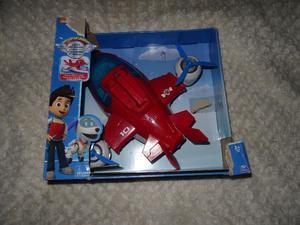 Paw Patrol Avión Paw Patroller con luz y sonido