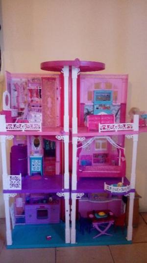 Se vende casa de Barbie