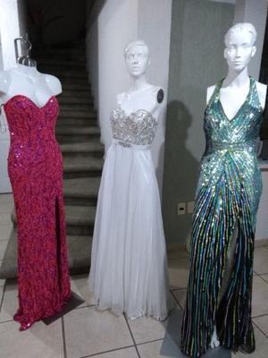 Venta de lote de vestidos de fiesta