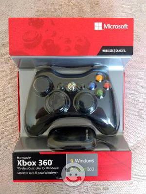 Control inalambrico Bluetooth Xbox 360 y PC NUEVO