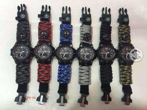 Relojes de supervivencia
