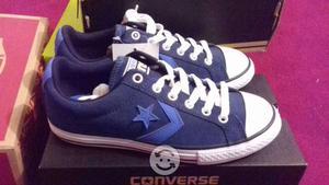Tenis Converse azules nuevos y originales