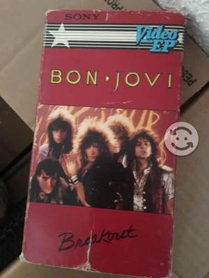 VHS Bon Jovi