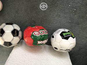 Balones mini de football mundiales