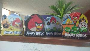 Cajas metálicas Angry Birds