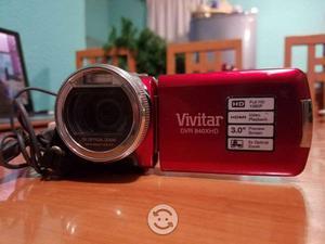 Cámara de vídeo Vivitar DVR 840XHD