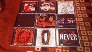 Discos de Metallica