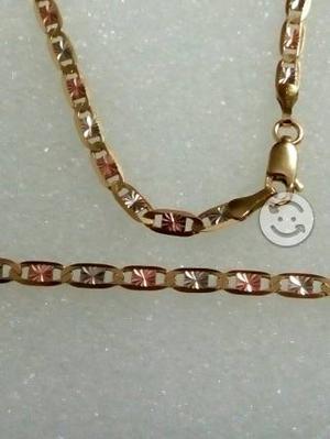 Collar nudo marino en oro de 14 K