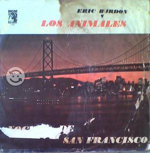 Eric burdon & the animals - san francisco nights