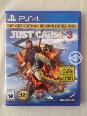 Just Cause 3 de PS4 a buen precio