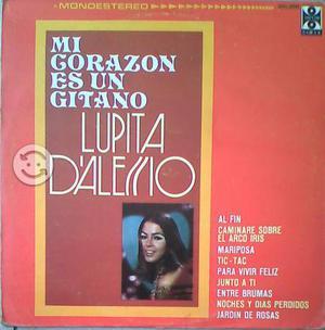 Lupita Dalessio - Mi corazón es un gitano