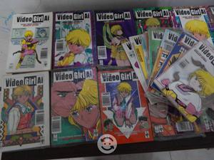 Video a Girl editorial VID comic varios tomos