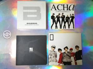 Discos de Kpop BTS ~ BIG BANG ~ SUPER JUNIOR