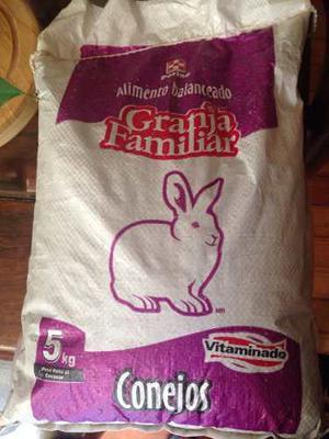 5 Kg Alimento Conejina Purina Conejos Cobayos Cuyos Roedores
