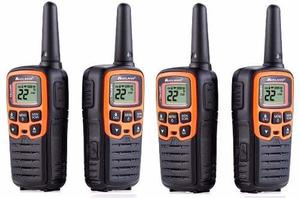 2 Kit Radios Midland X Talker T51vpkm 28mi 2 Vías