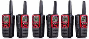 3 Kit Radios Midland X Talker T31vpkm 26 Mi Vs Agua