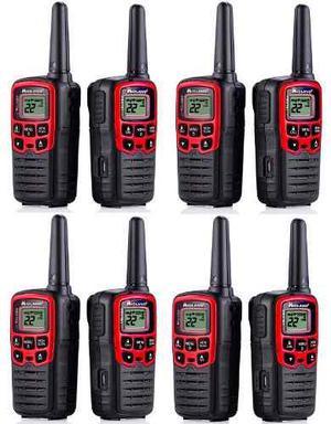 4 Kit Radios Midland X Talker T31vpkm 26 Mi Vs Agua