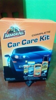 """Armor All"" Kit Car Care Complete"