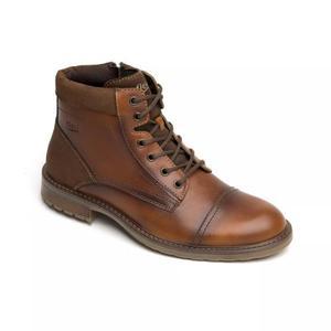Calzado Zapato Flexi  Cafe Botas Casual Vestir Salir