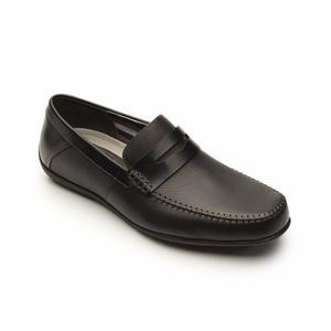 Calzado Zapato Flexi  Negro Casual Vestir Salir Oficina