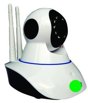 Camara Ip Espia Alarma Integrada Vigilancia Wifi Hd