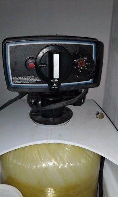 Despachador de agua y suavizador automatizado