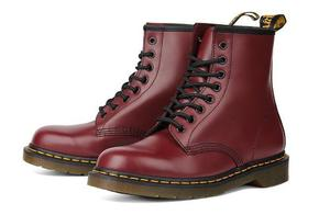 Dr Martens Cherry,green,navy,black Smooth Oferta Fin De Año