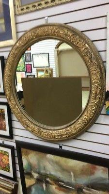 Espejo redondo decorativo hermoso