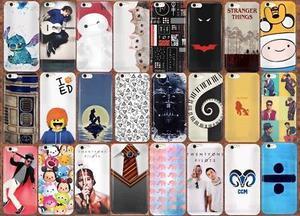 Fundas/protectores para celular personalizados