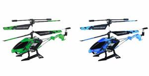 Helicóptero Rc Control Remoto Sky Rover 3 Canales 6 Ejes