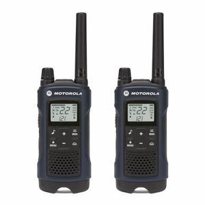 Kit Radios Motorola 56km (35 Millas) Puerto Micro Usb T460mc
